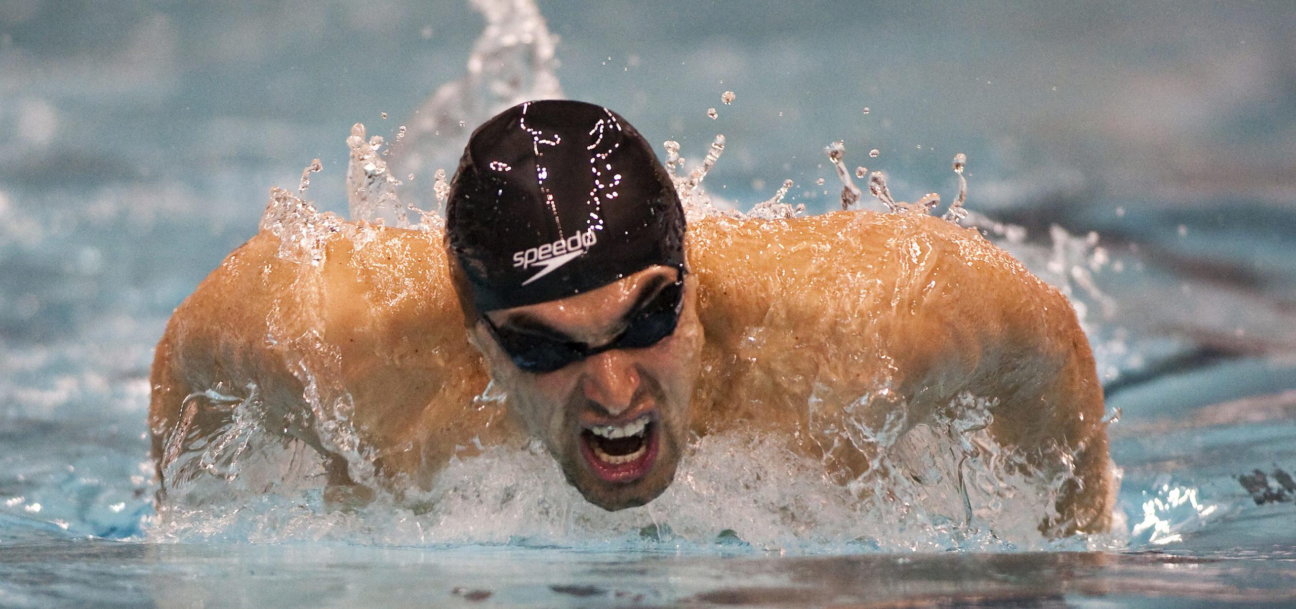 Ricky Berens Texas Swimming