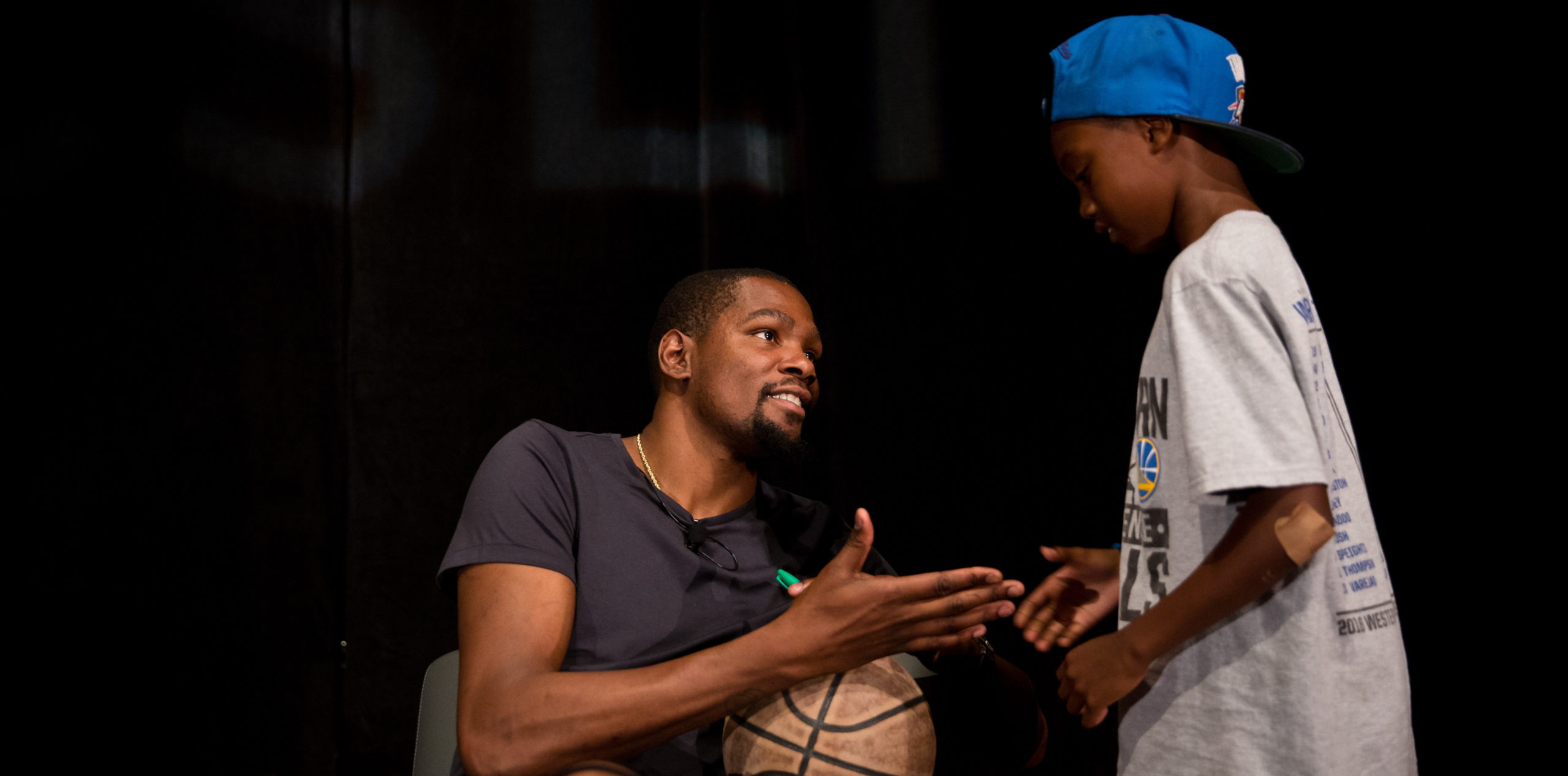 Kevin Durant Center for Sports Leadership & Innovation